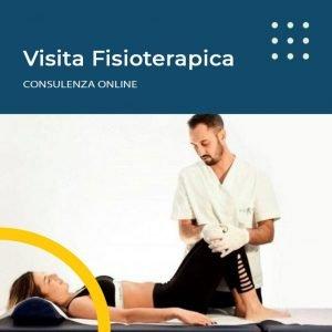 fisioterapista online consulenza riabilitazione